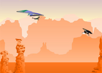 Gioco Canyon Glider