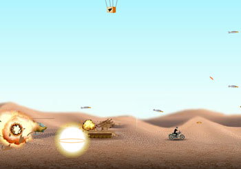 Gioca on line a Copter Army gratis