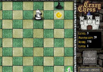 Gioca on line a Crazy Chess gratis