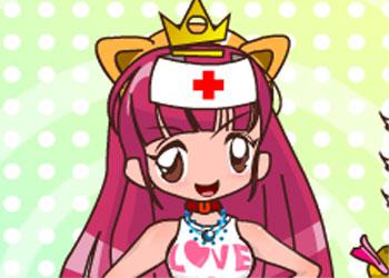 Gioco Cute Nurse Dress Up