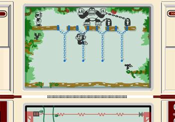 Gioca on line a Donkey Kong 2 gratis