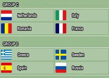 Gioco Europei