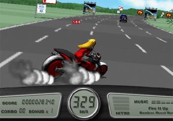 Gioca on line a Heavy Metal Rider gratis