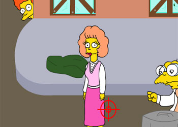 Gioco Homer The Flanders Killers