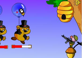 Honey Tree Defense
