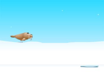 Gioca on line a Ice Slide gratis
