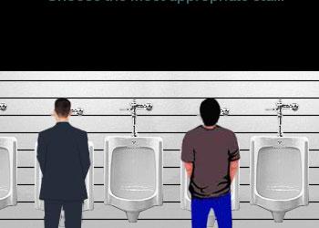 Il Bagno Pubblico - Bathroom Simulator
