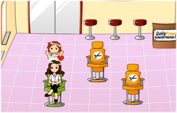 Gioca on line a Il parrucchiere gratis