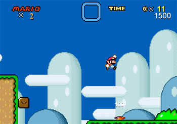 Gioca on line a Monoliths Mario World gratis
