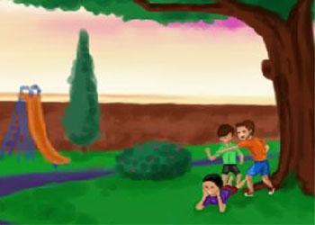 Gioco Naughty Park