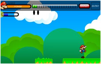 Gioca on line a Paper Mario World gratis