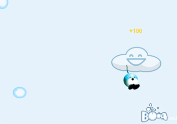 Gioca on line a PiPi The Jumping Bubble gratis