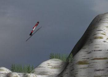 Salto con gli Sci - Ski Jump DX