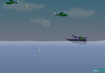 Gioca on line a Sea Assault Game gratis