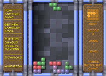 Gioco Tetris