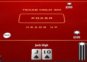 Texas Hold'Em – Poker Heads up