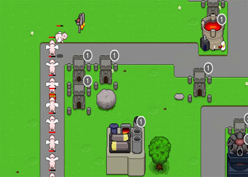 Gioco Toytown Tower Defense
