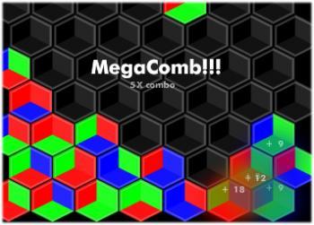 Gioca on line a Combs - Tris Colorati gratis